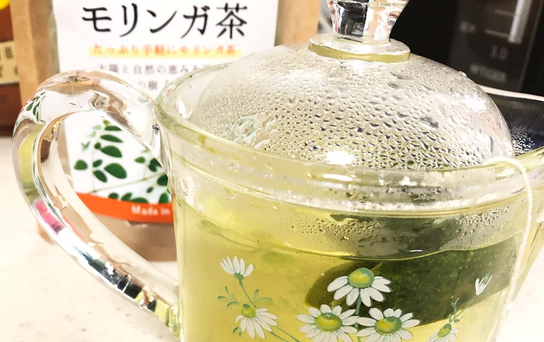 モリンガで効率よくミネラルを吸収する方法:いつもの食事の間にモリンガ茶