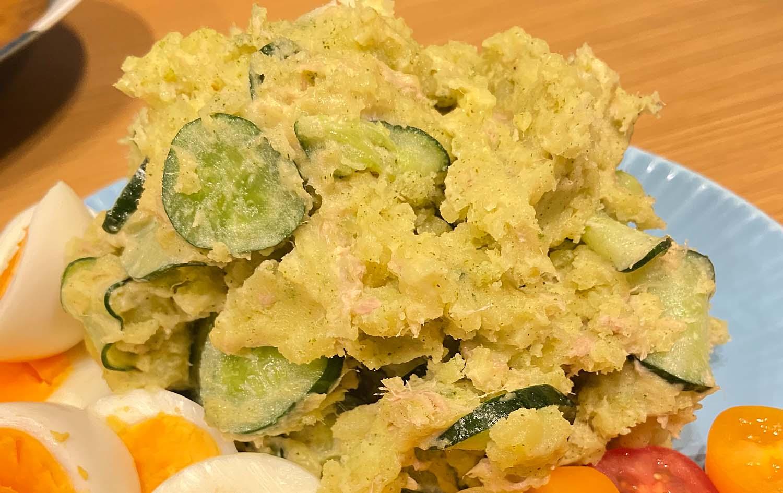 モリンガパウダーの美味しい食べ方【マヨネーズに混ぜる】